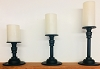 Industrial Style Pipe Fitting Candle Holder (3 Sizes Available)